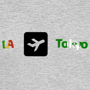From LA to Tokyo - Men's Long Sleeve T-Shirt