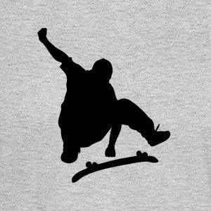 Jumping skater - Men's Long Sleeve T-Shirt