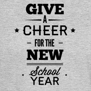 give_a_cheer_for_the_new_school_year-01 - Men's Long Sleeve T-Shirt