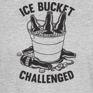 Ice Bucket Challenged - Men's Long Sleeve T-Shirt