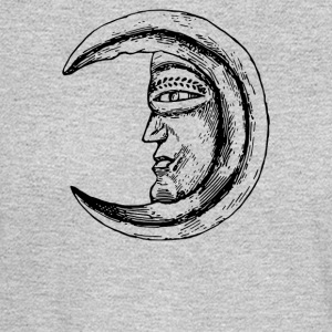 MOON - Men's Long Sleeve T-Shirt