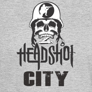Headshot City - Men's Long Sleeve T-Shirt
