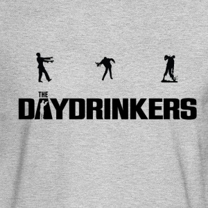 Zombie Daydrinkers - Men's Long Sleeve T-Shirt