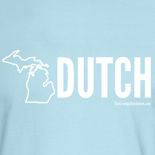 Michigan Dutch (white)