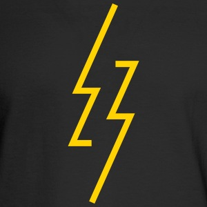 The Flash Minimal - Men's Long Sleeve T-Shirt