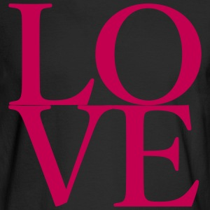 Love Square 1 - Men's Long Sleeve T-Shirt