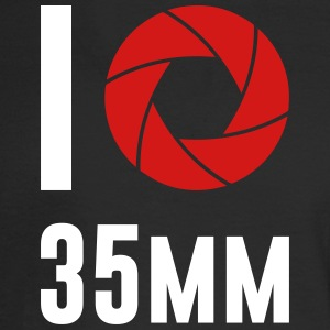 I love 35mm Camera Hobby Film Photography - Men's Long Sleeve T-Shirt
