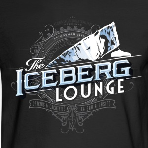 Iceberg Lounge - Men's Long Sleeve T-Shirt
