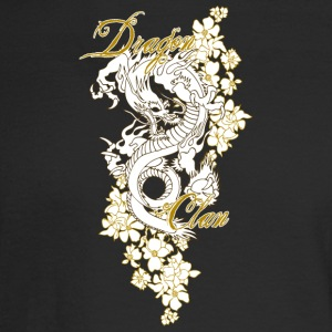 dragon clan - Men's Long Sleeve T-Shirt