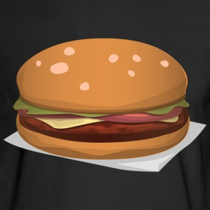 Hamburger - Men's Long Sleeve T-Shirt