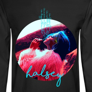 Halsey - Men's Long Sleeve T-Shirt