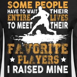 Favorite Soccer Players T Shirt - Men's Long Sleeve T-Shirt
