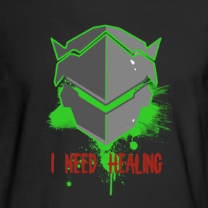I NEED HEALING! - Men's Long Sleeve T-Shirt