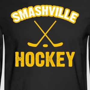 Smashville Hockey - Men's Long Sleeve T-Shirt
