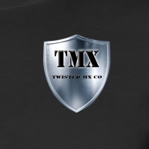 tmx shield - Men's Long Sleeve T-Shirt