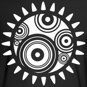 SUN SYMBOL - Men's Long Sleeve T-Shirt