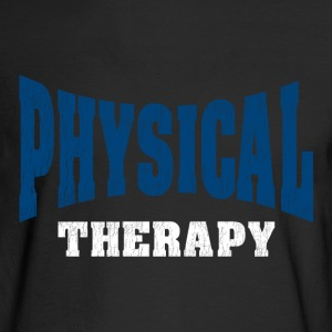 Physical Therapy - Men's Long Sleeve T-Shirt