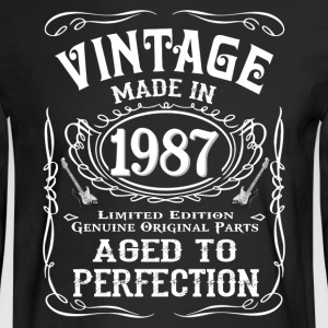 Vintage Made In 1987 - Men's Long Sleeve T-Shirt