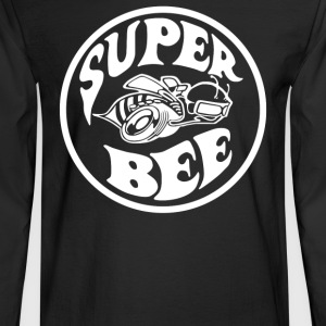 Super Bee - Men's Long Sleeve T-Shirt