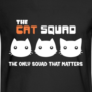 The Cat Squad - Men's Long Sleeve T-Shirt