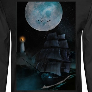 Ghost Ship - Men's Long Sleeve T-Shirt