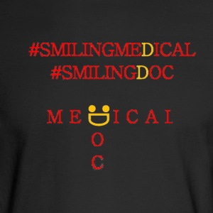 Smiling medical - Men's Long Sleeve T-Shirt