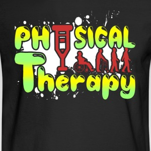 Physical Therapy Shirt - Men's Long Sleeve T-Shirt