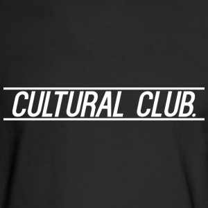 Cultural Club - Men's Long Sleeve T-Shirt