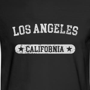 Los angeles long sleeve shirts spreadshirt for Los angeles california shirt