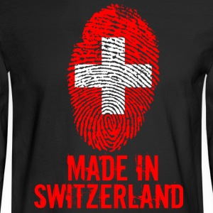 Made in Switzerland / Suiss - Men's Long Sleeve T-Shirt