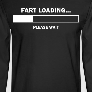 Fart Loading - Men's Long Sleeve T-Shirt