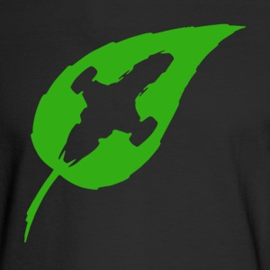 Leaf on the Wind - Men's Long Sleeve T-Shirt