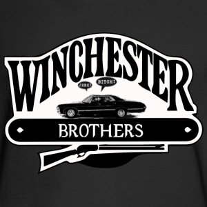 WINCHESTER - BROTHERS - Men's Long Sleeve T-Shirt