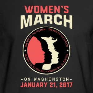Women's March Washington - Men's Long Sleeve T-Shirt