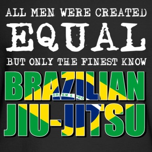 Brazilian jiu jitsu design - Men's Long Sleeve T-Shirt