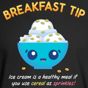 Breakfast Hack - Men's Long Sleeve T-Shirt