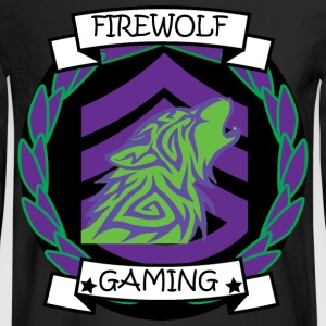 Firewolf gaming clan - Men's Long Sleeve T-Shirt