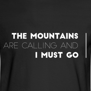 MOUNTAINSCALLING - Men's Long Sleeve T-Shirt