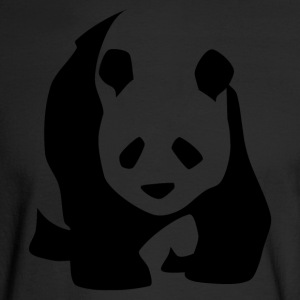 Panda - Men's Long Sleeve T-Shirt
