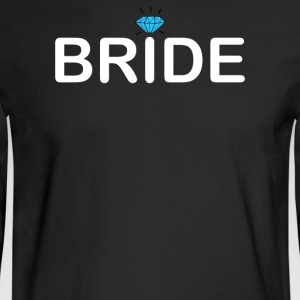 Bride - Men's Long Sleeve T-Shirt
