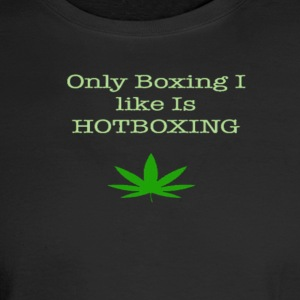 Hotboxing - Men's Long Sleeve T-Shirt