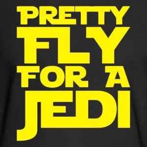 Pretty Fly For A Jedi - Men's Long Sleeve T-Shirt