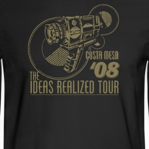The ideas realized tour - Men's Long Sleeve T-Shirt