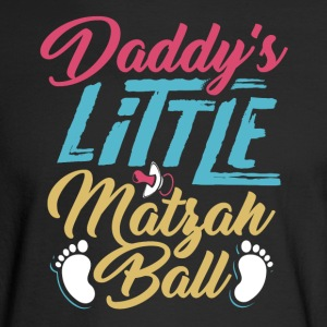 Daddy's Little Matzah Ball - Men's Long Sleeve T-Shirt