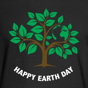 Happy Earth Day T shirt Gift, Save The Earth Shirt - Men's Long Sleeve T-Shirt