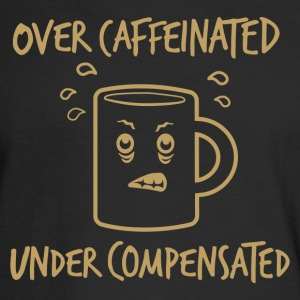 Over Caffeinated - Men's Long Sleeve T-Shirt