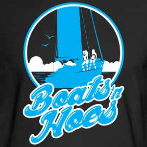 BOATS AND HOES - Men's Long Sleeve T-Shirt