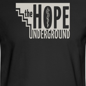 The hope underground - Men's Long Sleeve T-Shirt