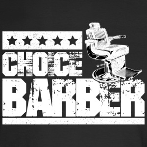 Choice Barber 5-Star Barber T-Shirt - Men's Long Sleeve T-Shirt