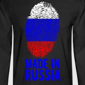 Made in Russia / Россия - Men's Long Sleeve T-Shirt